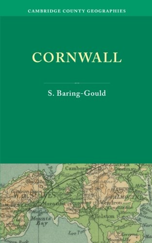 9781107612341: Cornwall (Cambridge County Geographies)