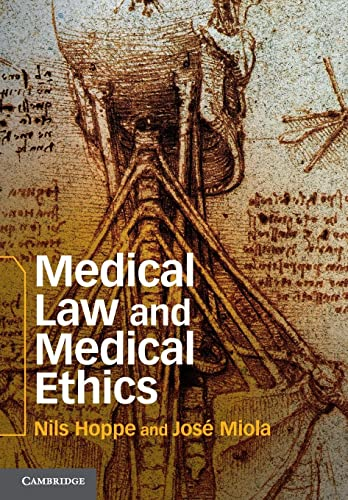 9781107612372: Medical Law and Medical Ethics