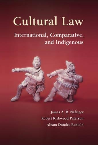 9781107613096: Cultural Law: International, Comparative, and Indigenous