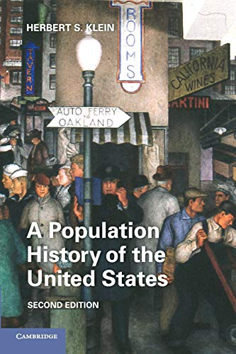 9781107613621: A Population History of the United States