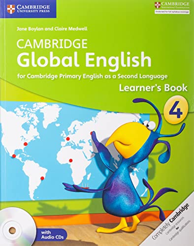 9781107613638: Cambridge Global English, Stage 4: Learner's book (Libro + CD)