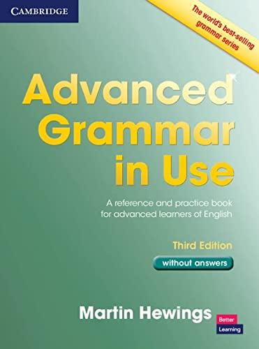 9781107613782: Advanced Grammar in Use 3rd Edition Book without Answers