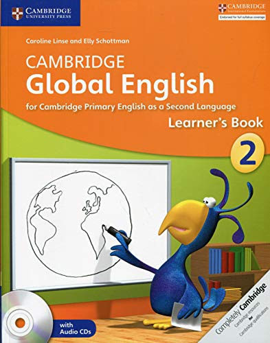 9781107613805: Cambridge Global English Stage 2 Learner's Book with Audio CDs (2)