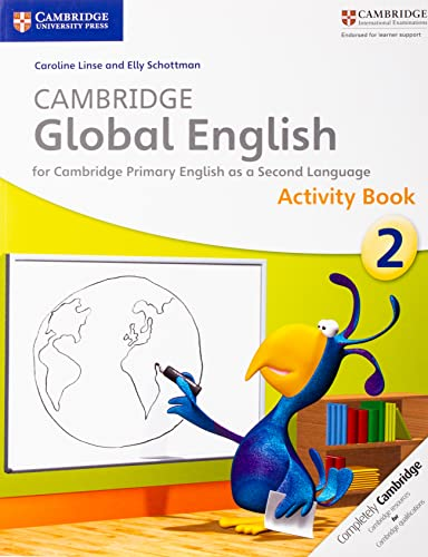 9781107613812: Cambridge Global English Stage 2 Activity Book