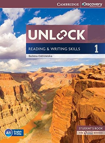 9781107613997: Unlock Level 1 Reading and Writing Skills Student's Book and Online Workbook