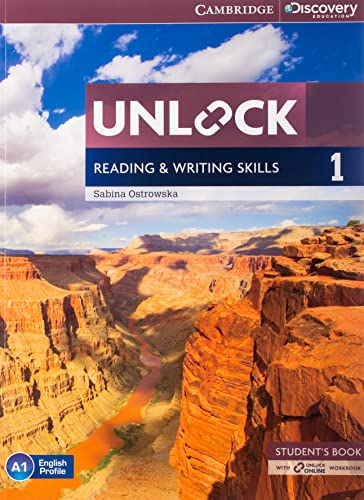9781107613997: Unlock Level 1 Reading and Writing Skills Student's ...