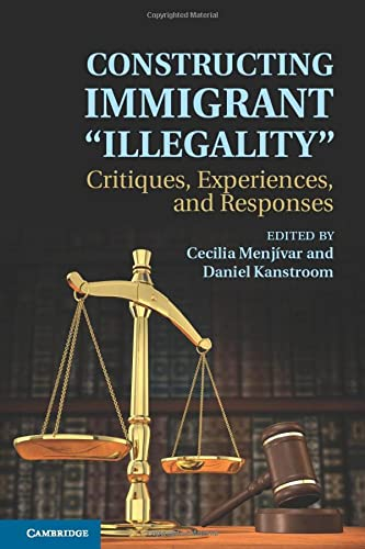 9781107614246: Constructing Immigrant 'Illegality': Critiques, Experiences, and Responses