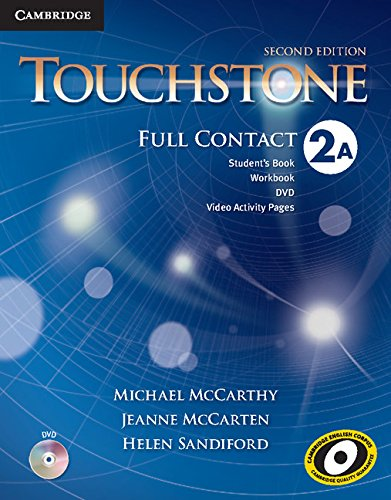 9781107614390: Touchstone Level 2 Full Contact A Second Edition