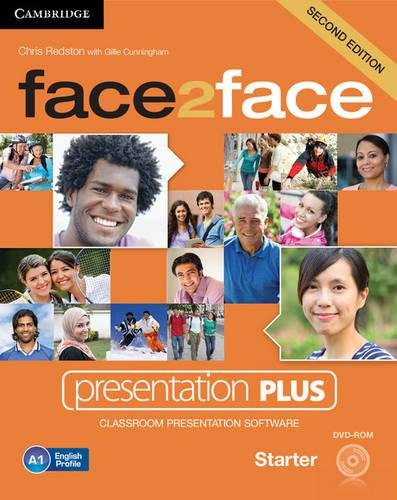Face2face Starter Presentation Plus DVD-ROM: Chris Redston