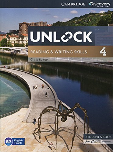 9781107615250: Unlock Level 4 Reading and Writing Skills Student's Book and Online Workbook