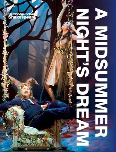 9781107615458: A Midsummer Night's Dream (Cambridge School Shakespeare)