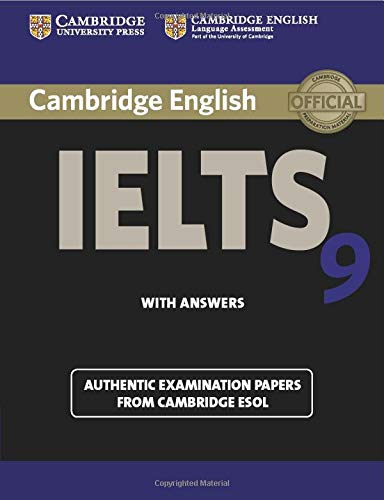 9781107615502: Cambridge IELTS 9 Student's Book with Answers: Authentic Examination Papers from Cambridge ESOL