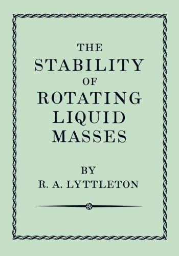 9781107615588: The Stability of Rotating Liquid Masses