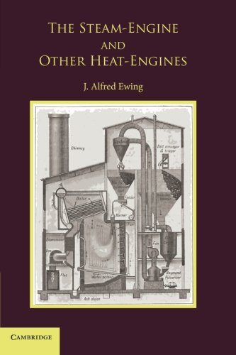 9781107615632: The Steam-Engine and Other Heat-Engines