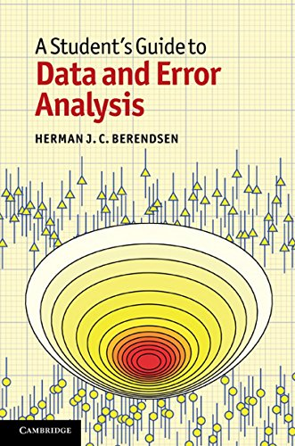 9781107617100: Student's Guide to Data and Error Analysis