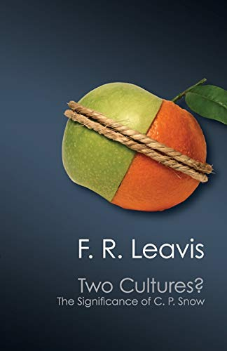9781107617353: Two Cultures?: The Significance of C. P. Snow (Canto Classics)