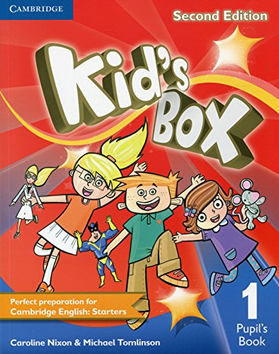 9781107617575: Kid's Box Level 1 Pupil's Book Second Edition