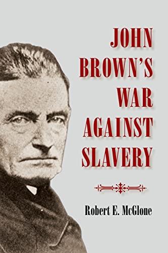 9781107617964: John Brown's War against Slavery
