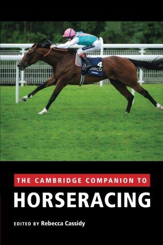 9781107618367: The Cambridge Companion to Horseracing