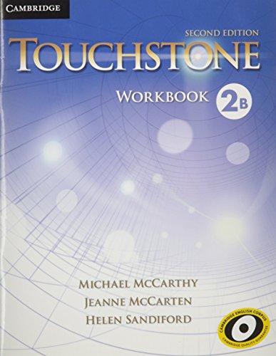 9781107618619: Touchstone Level 2 Workbook B
