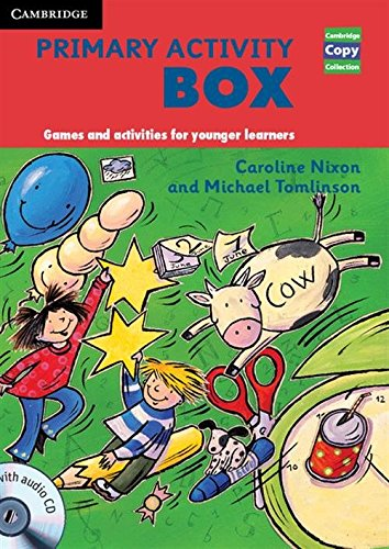 9781107618671: Primary Activity Box Book and Audio CD: Games and Activities for Younger Learners (Cambridge Copy Collection)