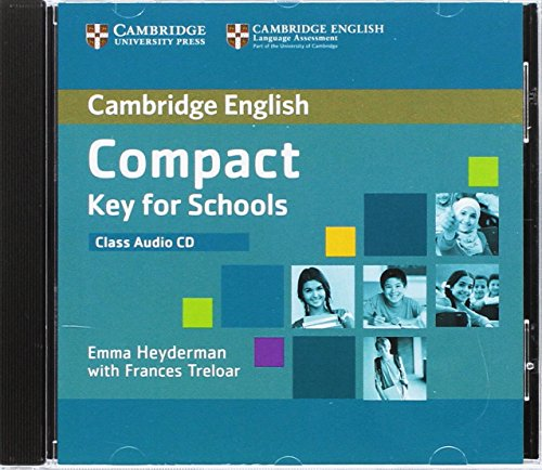 9781107618688: Compact Key for Schools Class Audio CD
