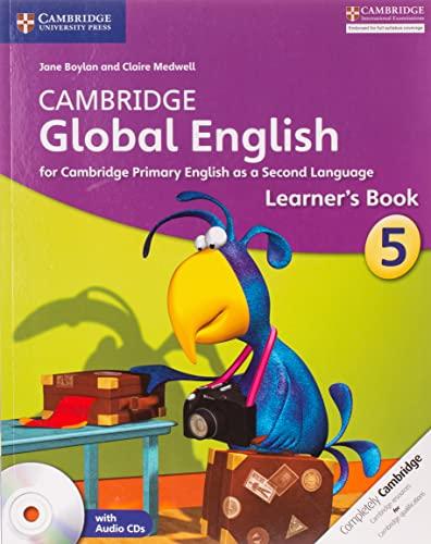 9781107619814: Cambridge global English. Stage 5. Learner's book. Con 2 CD Audio. Per la Scuola media