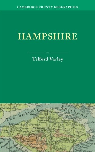Hampshire (Cambridge County Geographies): Varley, Telford