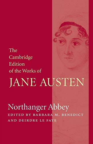 9781107620414: Northanger Abbey (The Cambridge Edition of the Works of Jane Austen)