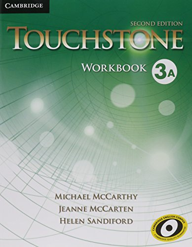 Touchstone Level 3 Workbook A: McCarthy, Michael, McCarten,