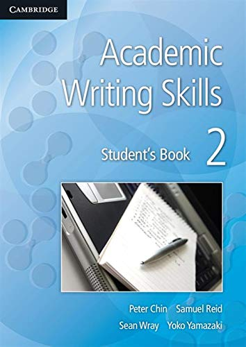 9781107621091: Academic Writing Skills 2 Student's Book