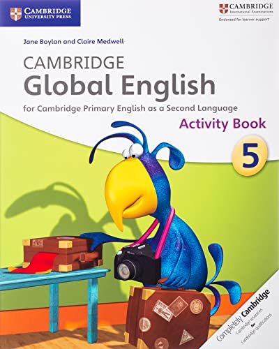 9781107621237: Cambridge Global English Stage 5 Activity Book