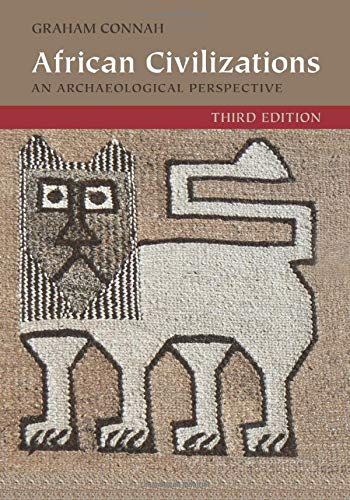 9781107621275: African Civilizations: An Archaeological Perspective