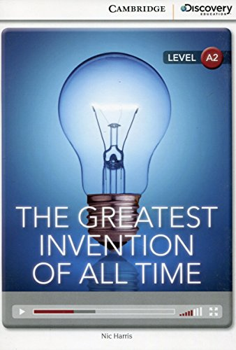 9781107621619: The Greatest Invention of All Time Low Intermediate Book with Online Access (Cambridge Discovery Interactiv)