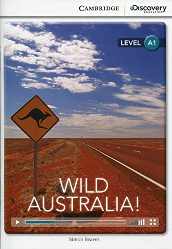9781107621657: Wild Australia! Beginning Book with Online Access (Cambridge Discovery Interactive Readers)