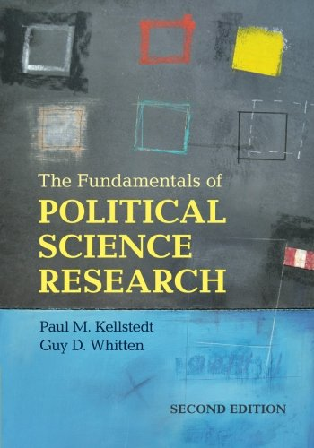 The Fundamentals of Political Science Research: Whitten, Guy, Kellstedt,
