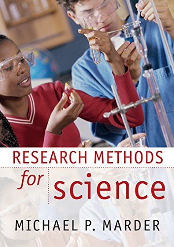 Research Methods for Science: Michael P. Marder