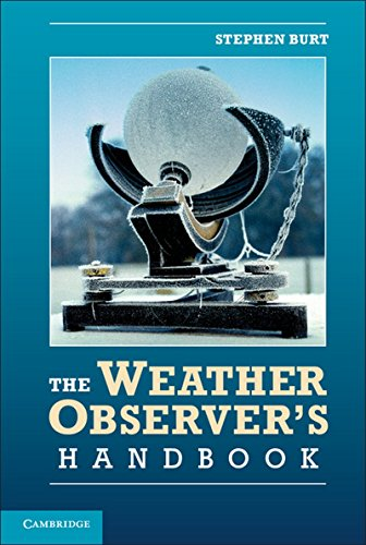 9781107622012: The Weather Observers Handbook
