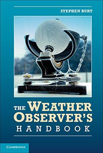 9781107622012: The Weather Observer's Handbook
