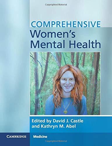 9781107622692: Comprehensive Women's Mental Health
