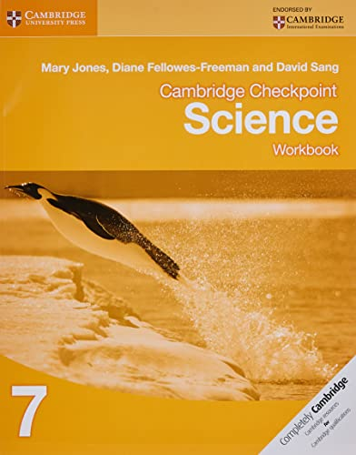9781107622852: Cambridge checkpoint science. Workbook. Per le Scuole superiori. Con espansione online: Cambridge Checkpoint Science Workbook 7 [Lingua inglese]
