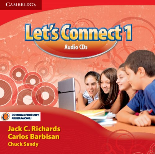 Let's Connect Level 1 Class Audio CDs (2) Polish Edition (9781107623101) by Jack C. Richards; Carlos Barbisan