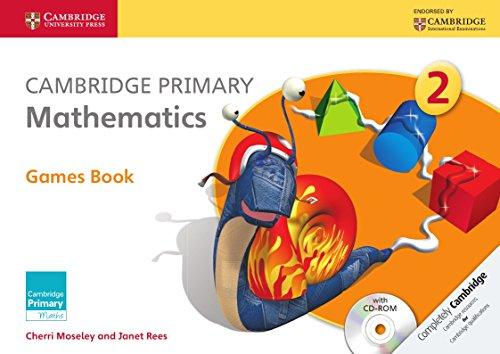 9781107623491: Cambridge Primary Mathematics. Games Book 2. Con CD-ROM (Cambridge Primary Maths)