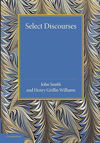 9781107624047: Select Discourses
