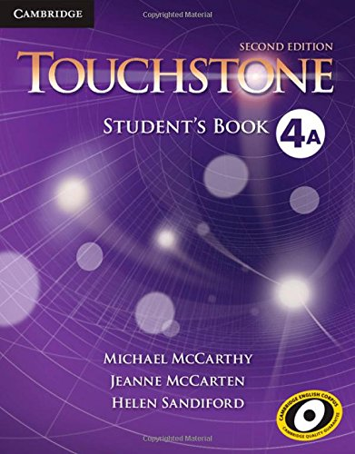 9781107624306: Touchstone Level 4 Student's Book A