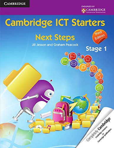 9781107625068: Cambridge ICT starters: next steps. Stage 1. Per la Scuola elementare (Cambridge International Examinations)