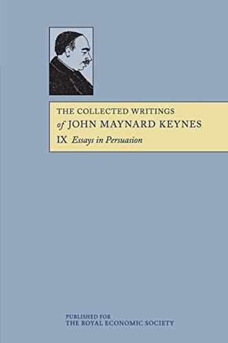 9781107625105: 9: The Collected Writings of John Maynard Keynes (Volume 9)