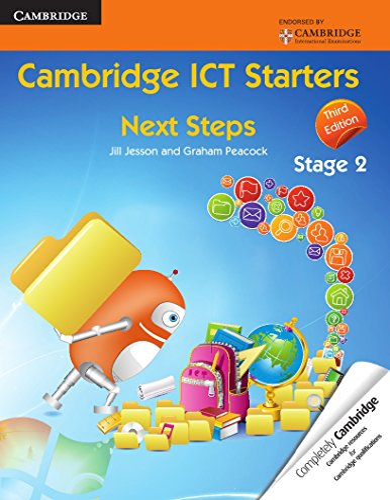 9781107625136: Cambridge ICT Starters: Next Steps, Stage 2