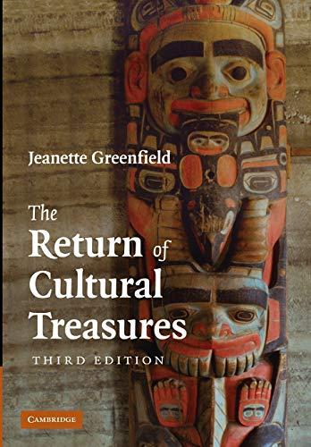 The Return of Cultural Treasures (1107625408) by Greenfield, Jeanette