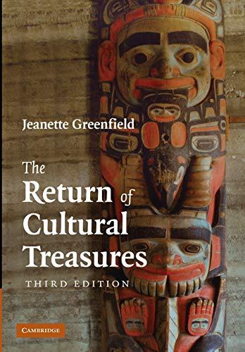 9781107625402: The Return of Cultural Treasures